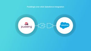 Salesforce Pudding integration