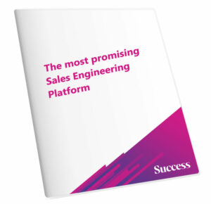 Sale engineers presales management